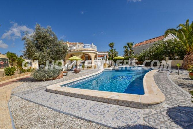 Fristående villa in Gran Alacant