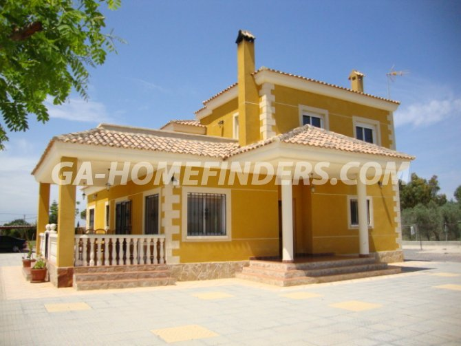 Chalet Independiente in Perleta