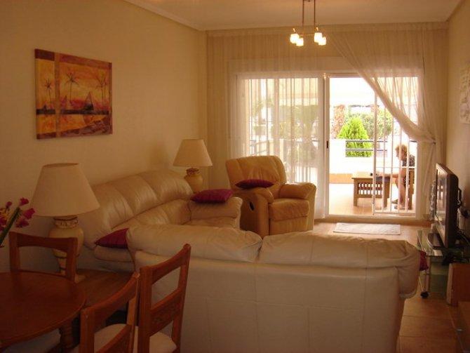 LL 859 La valeta apartment, Torrevieja Winter let