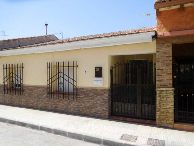 RS 956 Calle Alfalfar village house, Catral