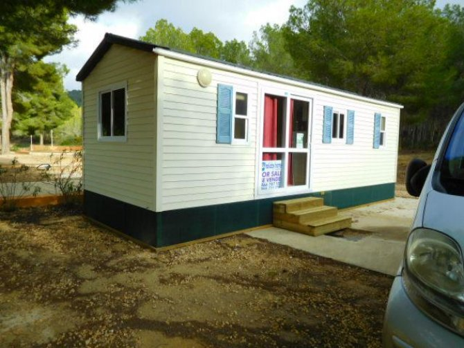 Fantastic Sun Roller mobile home in Finestrat