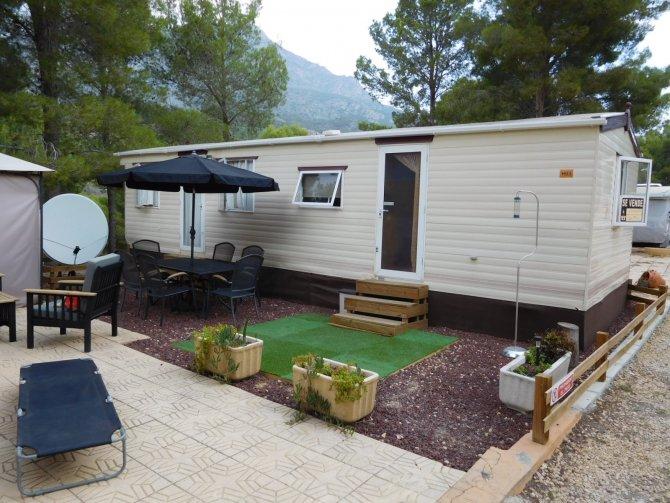 Tama Classique mobile home Nr Beniidorm