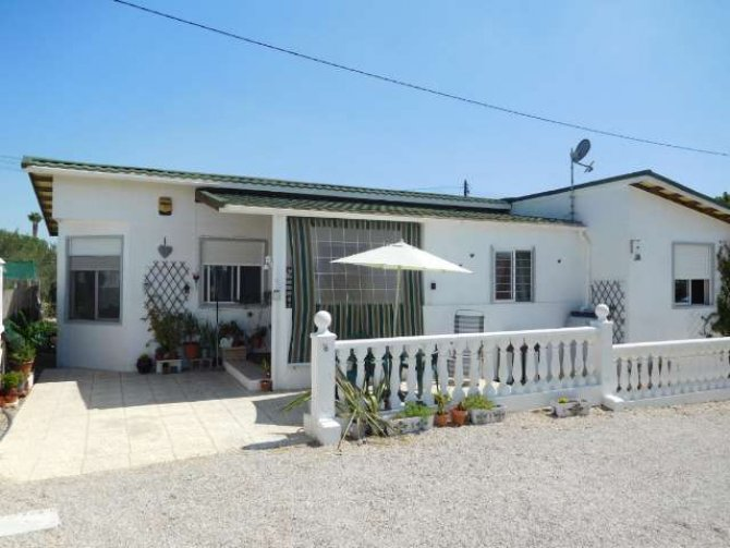 RS367 3 bedroom park home, El Realengo