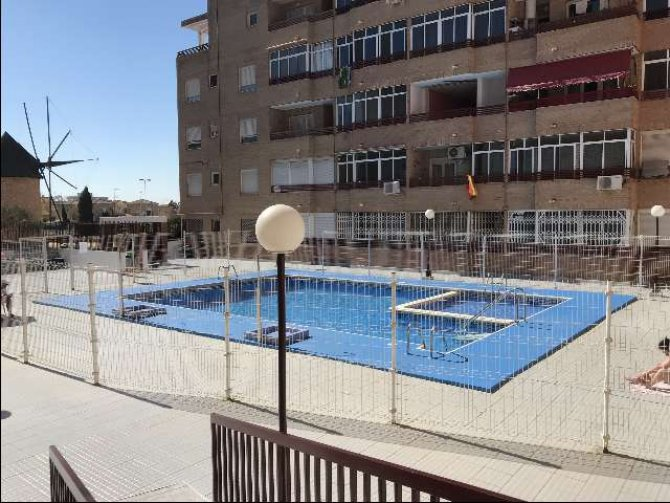 1 bed apartment in the center of Torrevieja