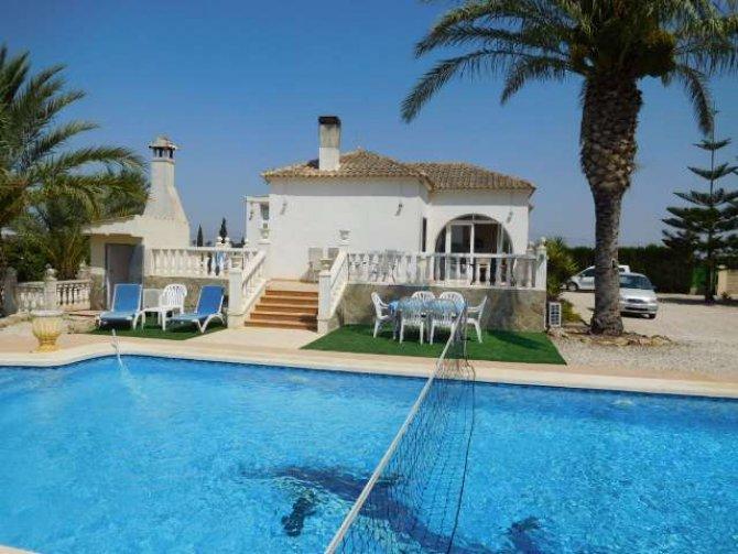 4 bedroom Villa in Catral for sale