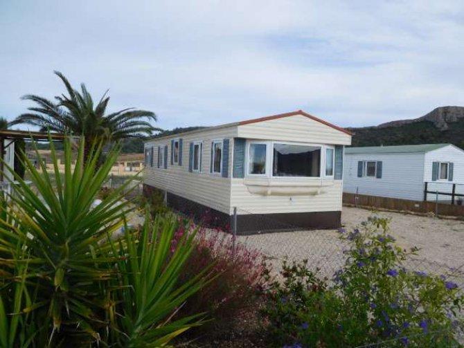 BK Bluebird Serville mobile home
