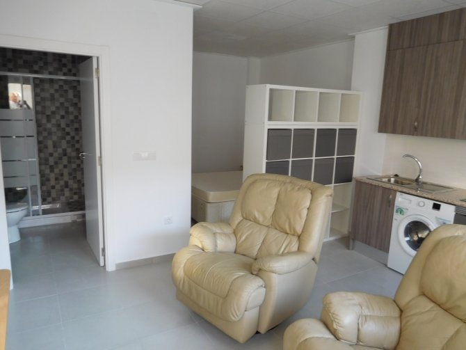 Ground floor Studio apartment in Catral