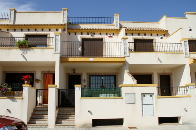 La monsina Townhouse, Callosa