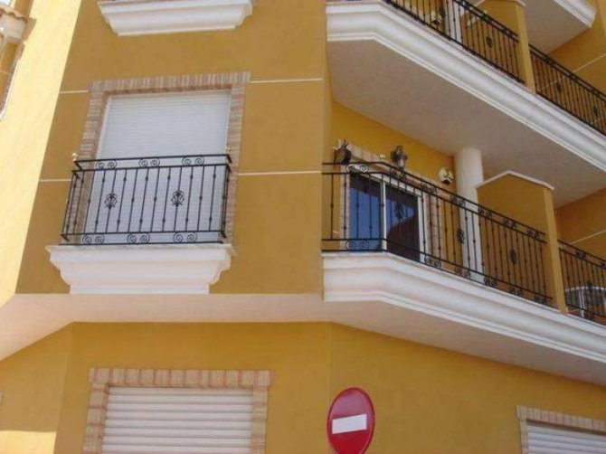 bright apartment in Daya Nueva
