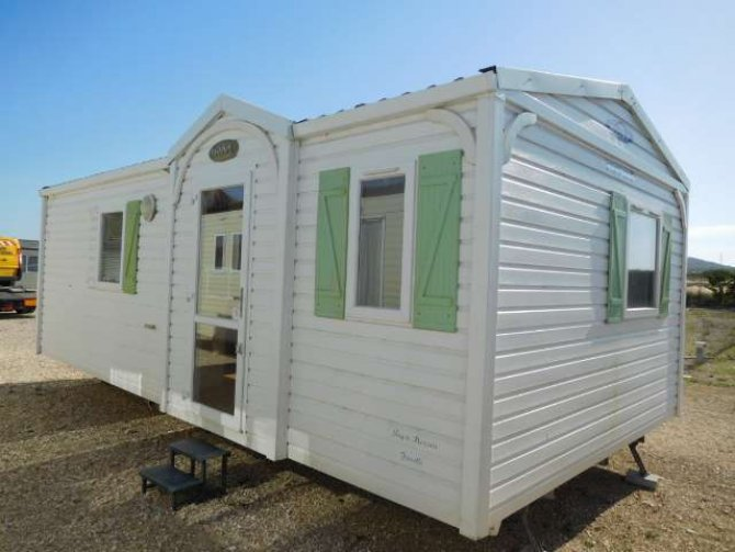 IRM Super Mecure mobile home, unsited