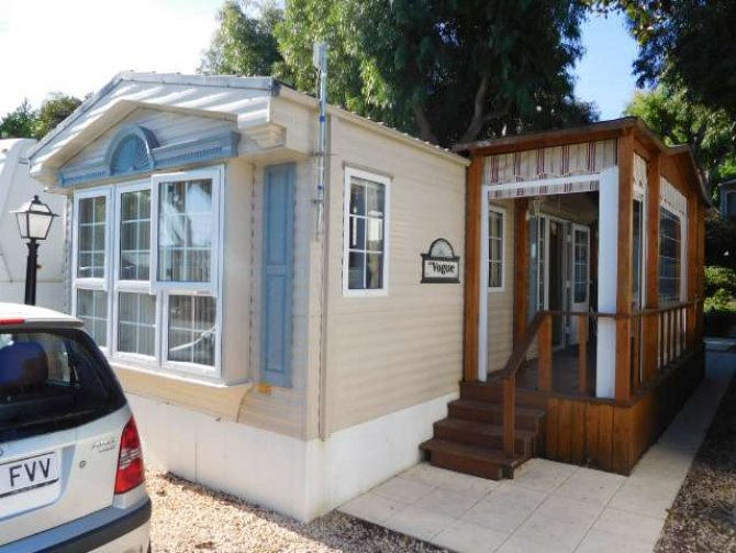 Willerby Vogue on Camping Florantilles, Torrevieja