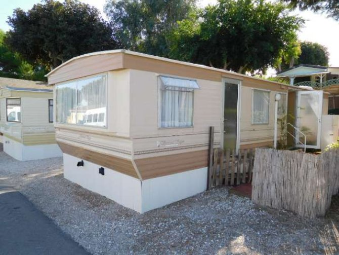 Mobile home of the year