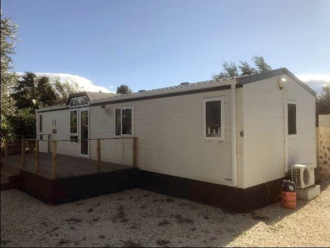Fantastic Willerby Vogue mobile home