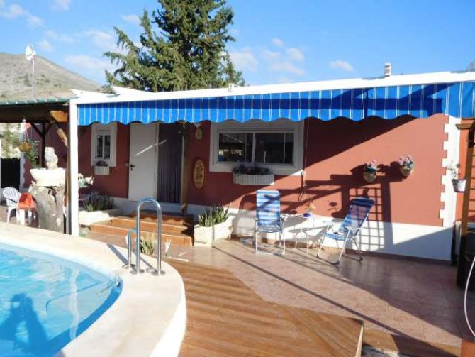 Amazing Aitana Park Home with pool. Fortuna
