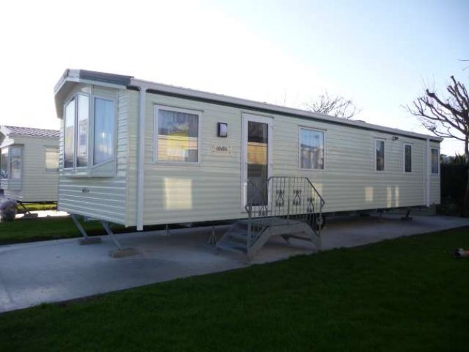 Fantastic Willerby Leven, 2 bed mobile home