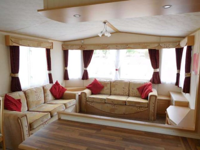 Stunning ABI Focus mobile home, on interest free finance