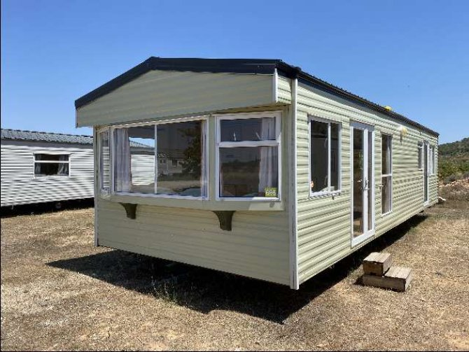 Consalt Elite, 3 bedroom mobile home.
