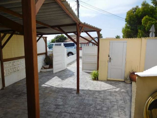 Eurocasa mobile home on Mi-Sol Park Torrevieja