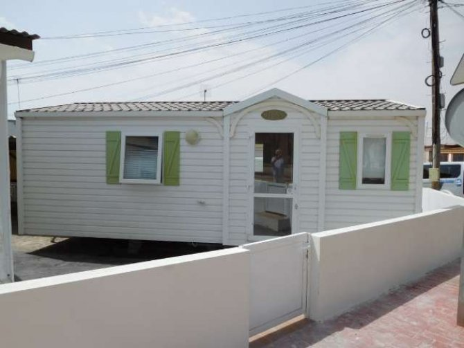 Mi-Sol Park Torrevieja. 2 bedroom mobile home