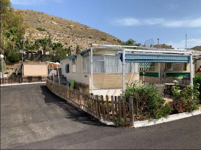 28ft x 10ft 2 bed mobile home, El Campello