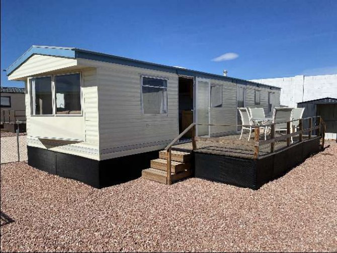3 bedroom, 2 bathroom mobile home in Albatera for long term rental