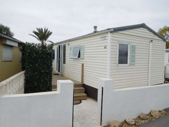 IRM Mecure 1 bed, 2 bath mobile home