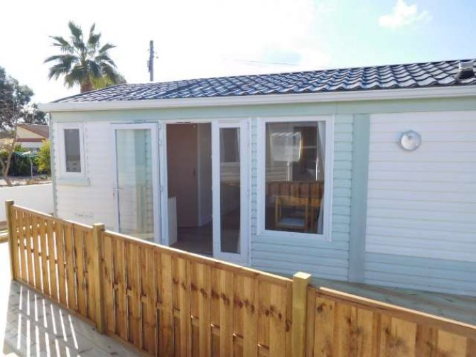 IRM Super Titania Mobile Home 2 bed, 1 bath in Torrevieja