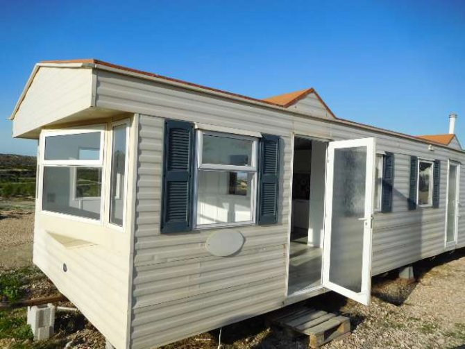 Unsited ABI mobile home to go to plot of land