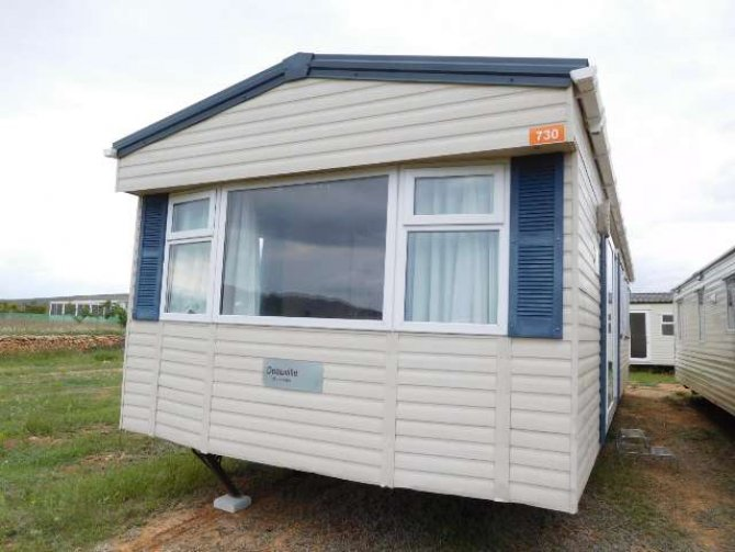 Luxurious Normandy Deauville mobile home