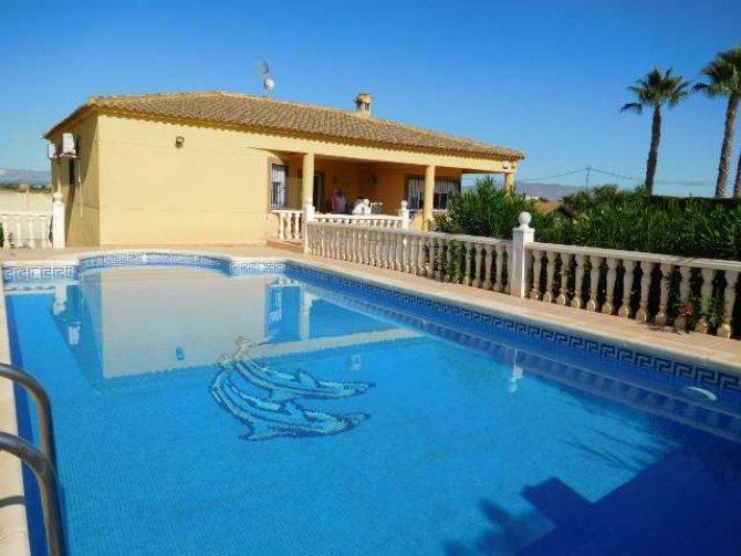 Villa with great views 3 bed, 2 bath