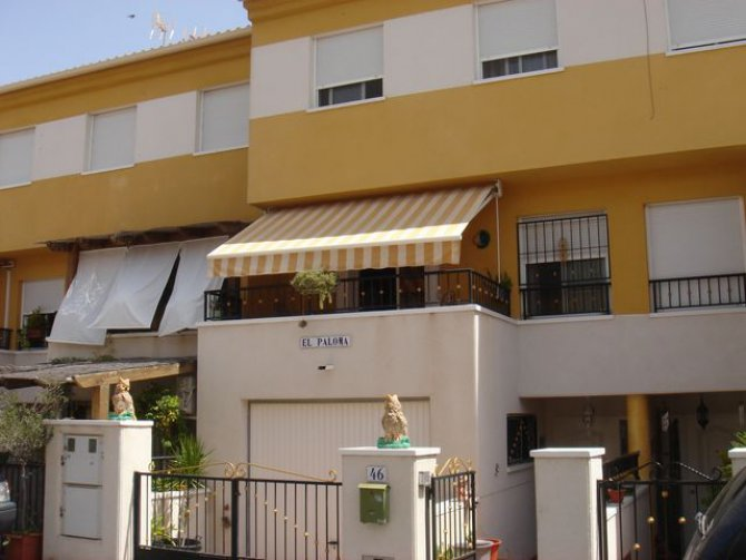 Blasco ibañez townhouse, Catral