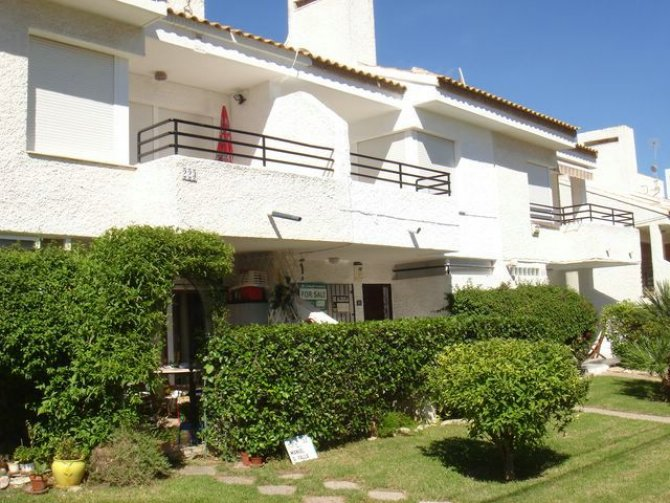 Ground floor apartment, Villamartin