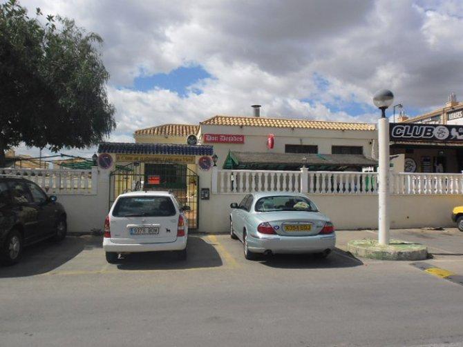 COM 300 Cabo Roig restaurant/bar