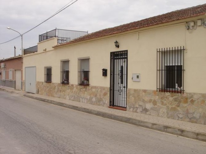 Granja de rocamora house