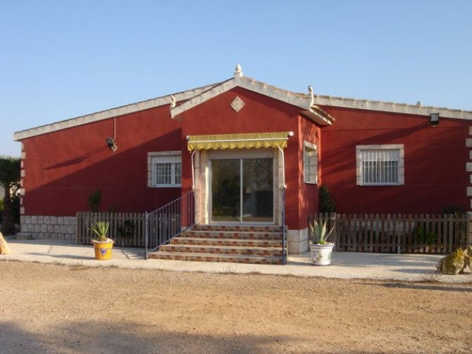 2 villas, Catral
