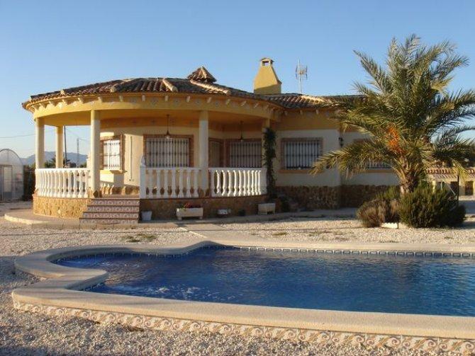 LL 510 Tonecas villa, Catral