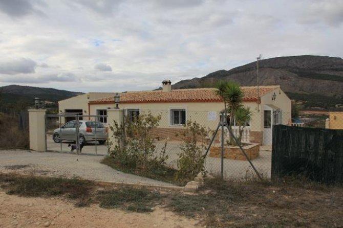 Castalla Villa for sale