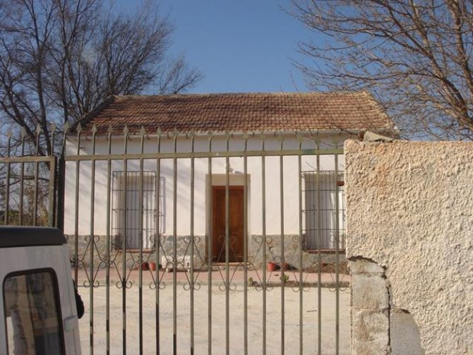 Callosa Finca in need of renovation
