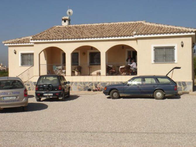 Benimara villa, Callosa