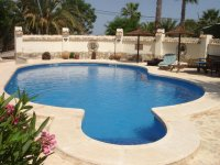 Property of the month. & bed villa in Catral for long term rental. (2)