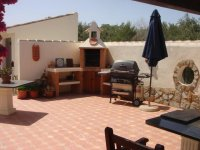 Property of the month. & bed villa in Catral for long term rental. (7)