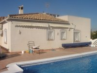 RS1102 Catral detached villa with pool. (2)