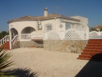 RS1102 Catral detached villa with pool. (0)