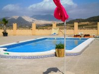 RS1149 Bargain Holiday Home near Pinoso (18)