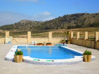 RS1149 Bargain Holiday Home near Pinoso (17)