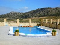 RS1149 Bargain Holiday Home near Pinoso (19)