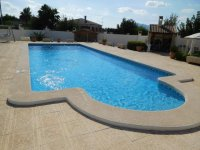 LL1117 Detached villa with pool, Catral (2)