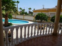 Luxury 3 bedroom detached villa with pool in Catral. (13)