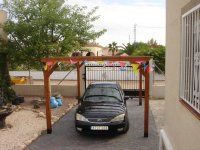 4 bedroom detached villa in Catral for long term rental (29)