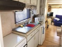 2 bed, mobile home to be removed from site (9)